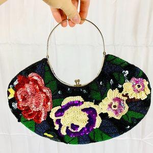 Handbags - 💎Host Pick💎 Gorgeous Vintage Sequins Bag